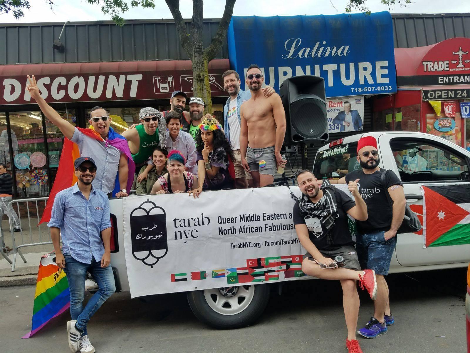 June at Tarab NYC! Queens, Brooklyn, & NYC Pride – Iftar